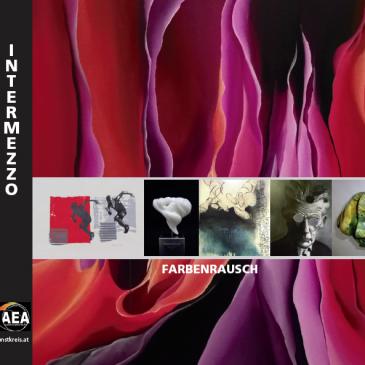"""Ausstellung AEA Intermezzo """"Farbenrausch"""""""