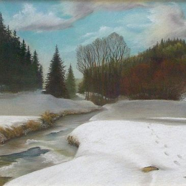 """Kunstaktion und Ausstellung """"Winterwonderland"""""""