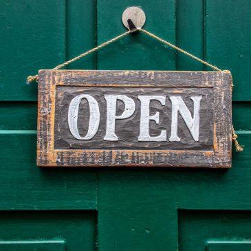 Galerie an zwei Tagen geöffnet