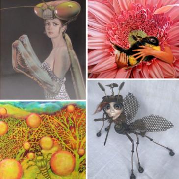 """Ausstellung """"Ars Insectum"""""""